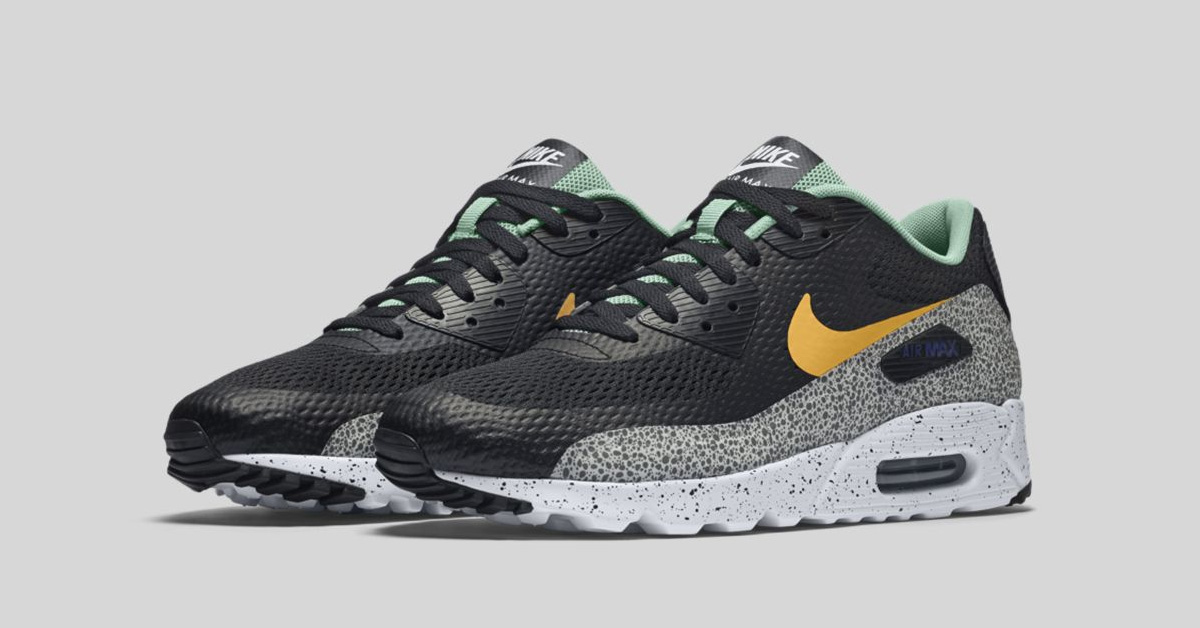 Nike Air Max 90 Ultra Enamel Green