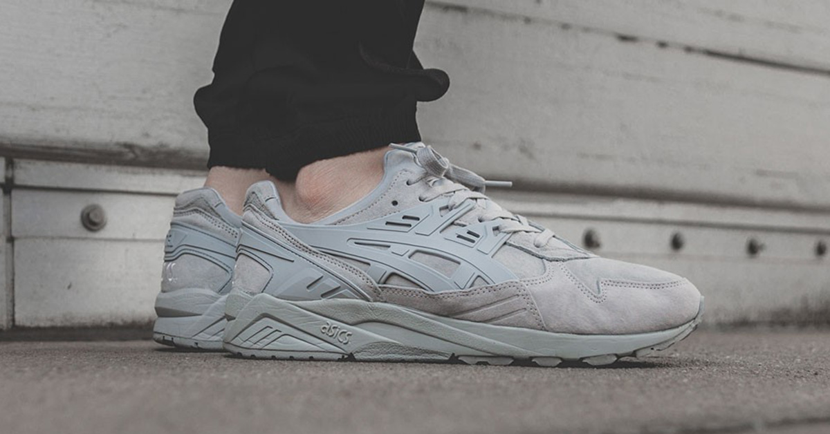 Asics Gel Kayano Trainer Ocean Pack Light Grey
