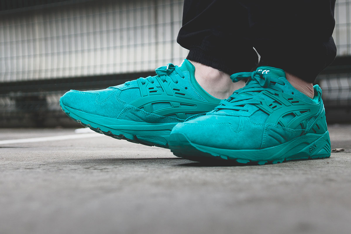 Asics Gel Kayano Trainer Ocean Pack Spectra Green