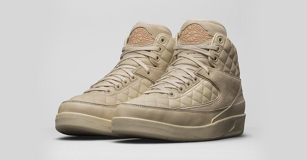 Just Don x Nike Air Jordan 2 Retro