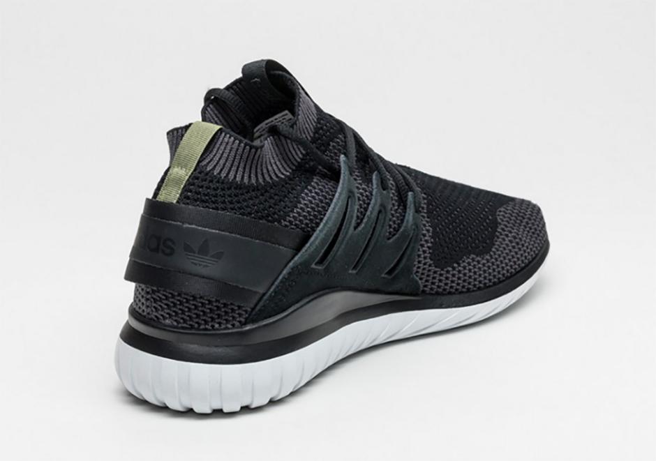 Adidas Tubular Nova Primeknit Black Pink