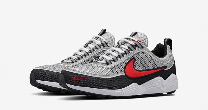 Nike Air Zoom Spiridon 16 Black Red