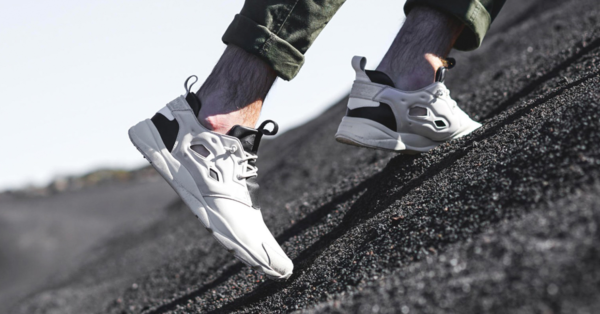 Publish x Reebok Furylite Dark Desert Project