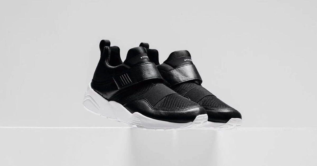 Stampd x Puma Blaze of Glory Strap Black
