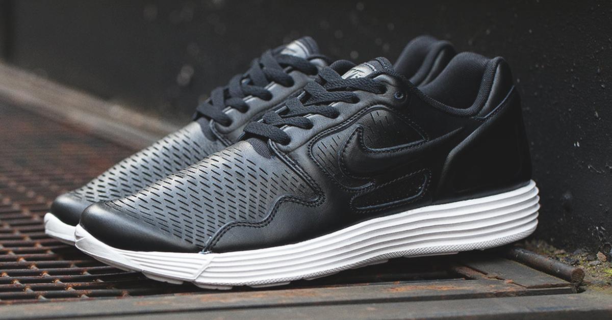 Nike Lunar Flow LSR Black