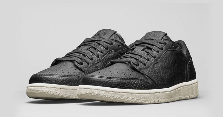 Nike Air Jordan 1 Retro Low NS Black