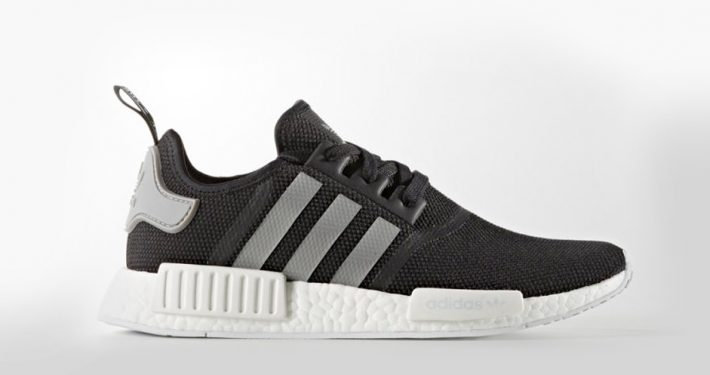 Adidas NMD R1 Black Grey