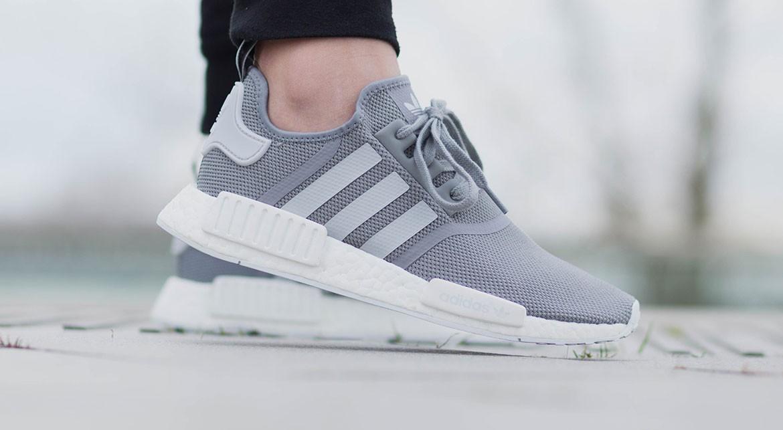adidas nmd r1 grå