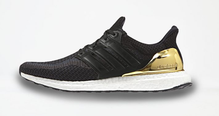 Adidas Ultra Boost Olympic Medal Gold