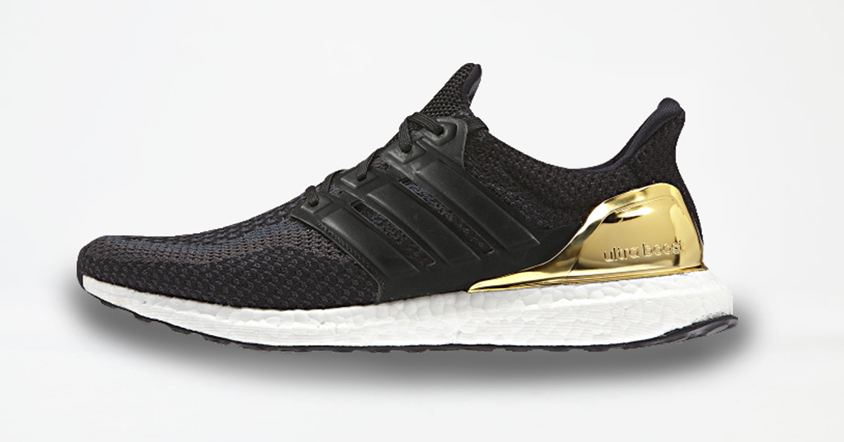 Adidas Ultra Boost Olympic Medal Gold BB3929 Best Version