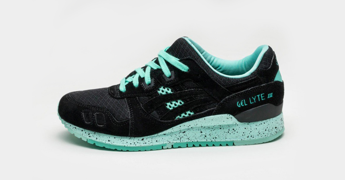Asics Gel Lyte III Bright Pack Black