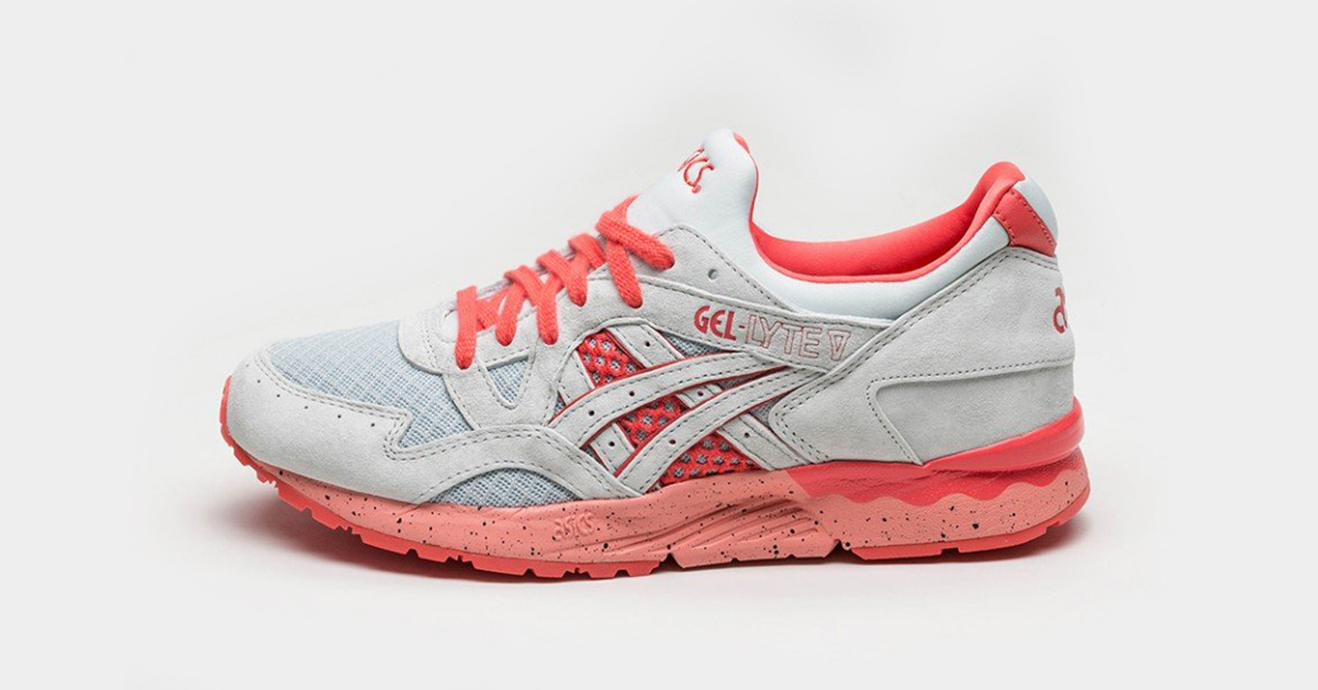Asics Gel Lyte V Bright Pack Grey