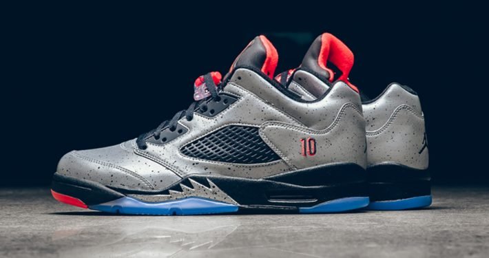 Nike Air Jordan 5 Low Neymar