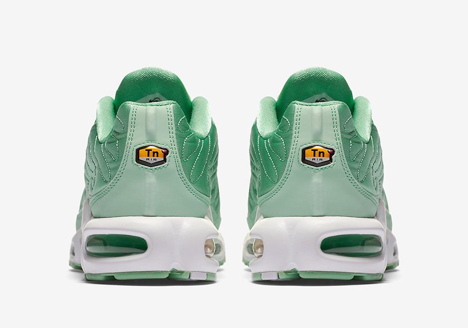 420977f2dc ... purchase nike air max plus satin pack enamel green 06200 a1fbb