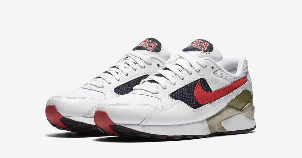 54b6cab54649 Nike Air Pegasus 92 Olympic - Cool Sneakers