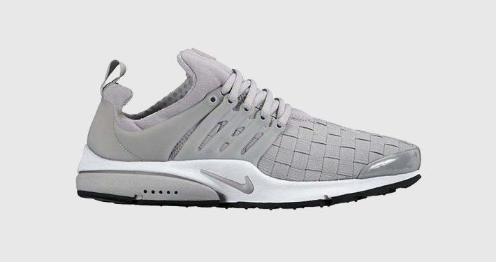 Nike Air Presto SE Woven Grey