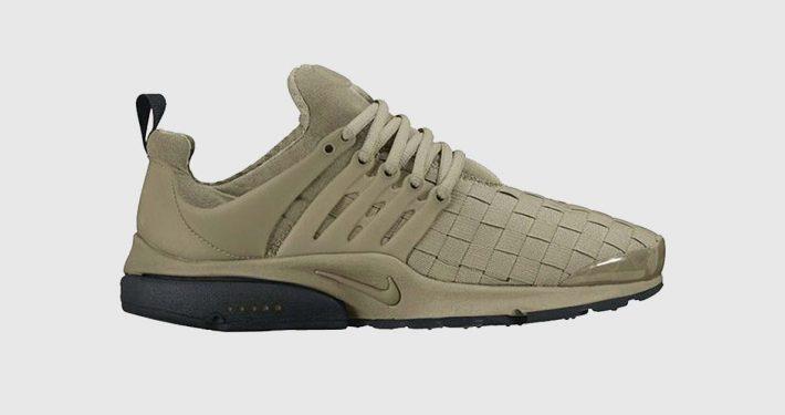 Nike Air Presto SE Woven Olive