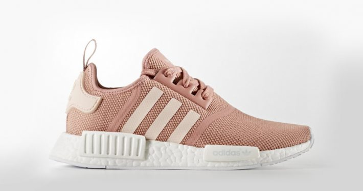 Womens Adidas NMD R1 Pink
