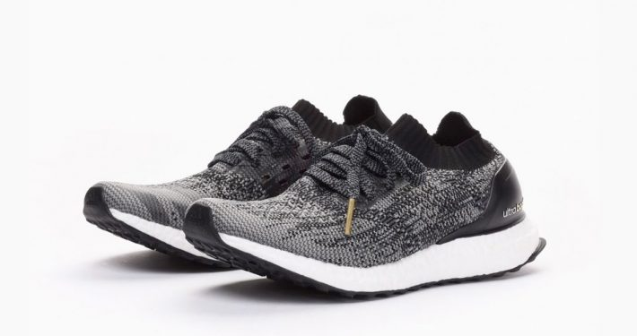 Womens Adidas Ultra Boost Uncaged Black