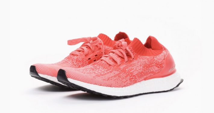 Womens Adidas Ultra Boost Uncaged Pink