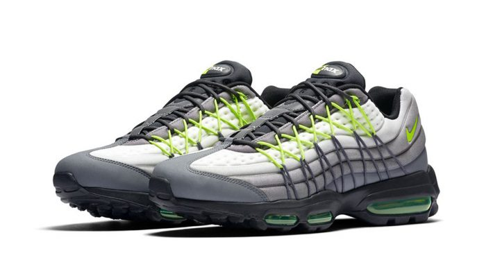 Nike Air Max 95 Ultra SE Neon