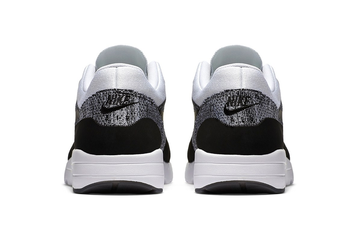 shop nike air max 1 ultra flyknit alle sort 03c57 7ee12