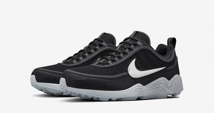 Nike Air Zoom Spiridon Black