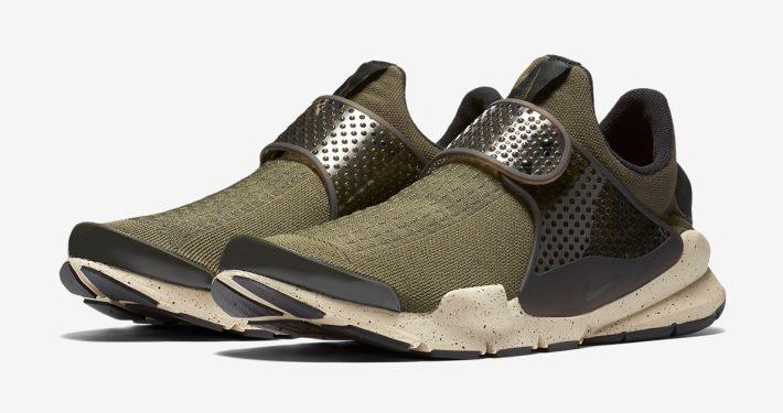 Nike Sock Dart Cargo Khaki