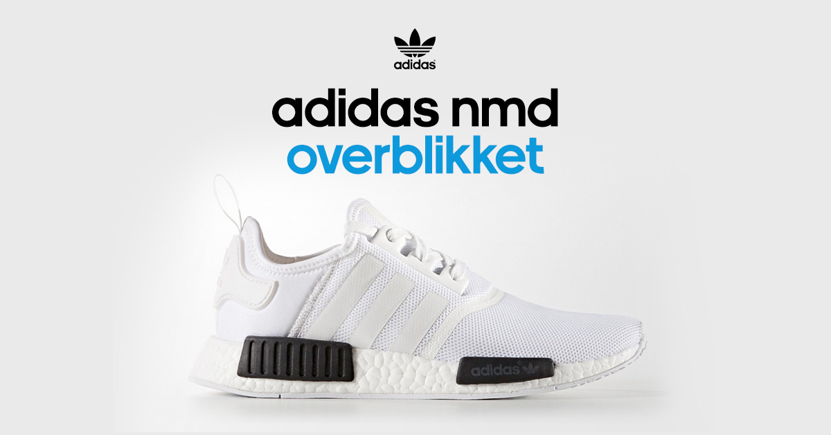 Adidas NMD Releases