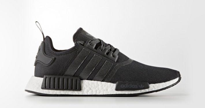 Adidas NMD R1 Black Reflective