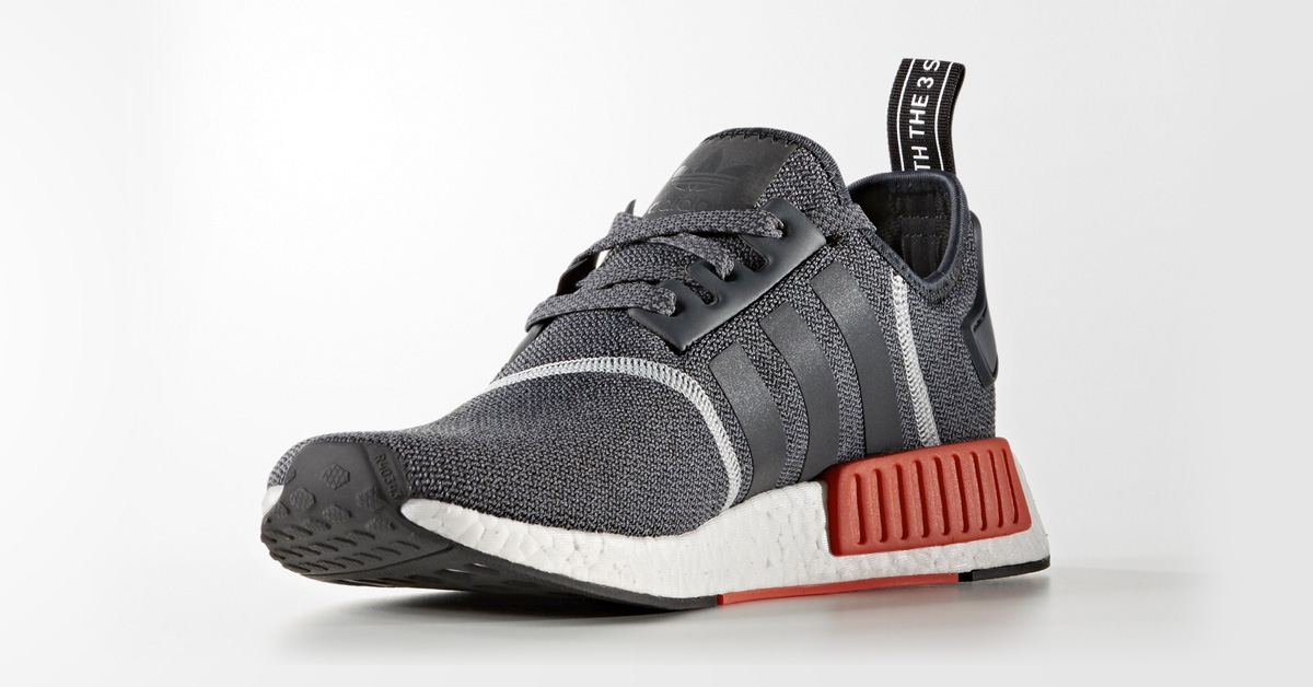 the latest 638b9 84ba1 ... adidas nmd r1 dark grey