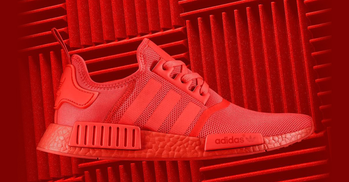 f9833249fb3a2 adidas nmd rød svart hvite aq4791  adidas nmd r1 solar red