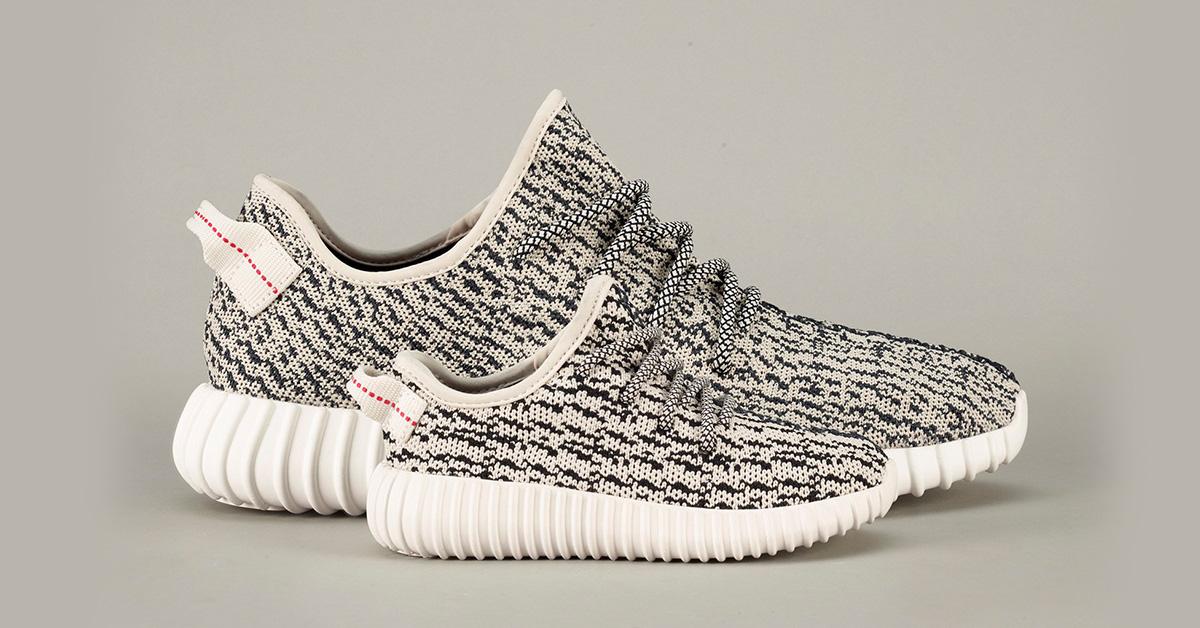 246ffcd4 Adidas Yeezy Boost 350 Turtle Dove til børn - Cool Sneakers