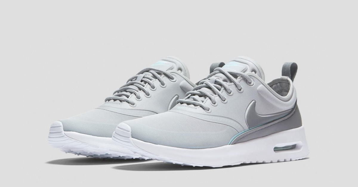 the latest 2cd39 47a02 Nike Air Max Thea Ultra Wolf Grey