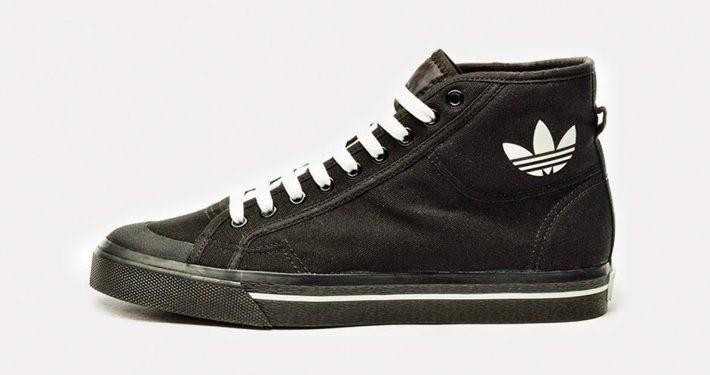 Raf Simons x Adidas Matrix Spirit High Black