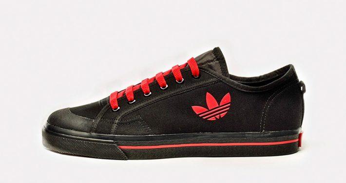 Raf Simons x Adidas Matrix Spirit Low Black