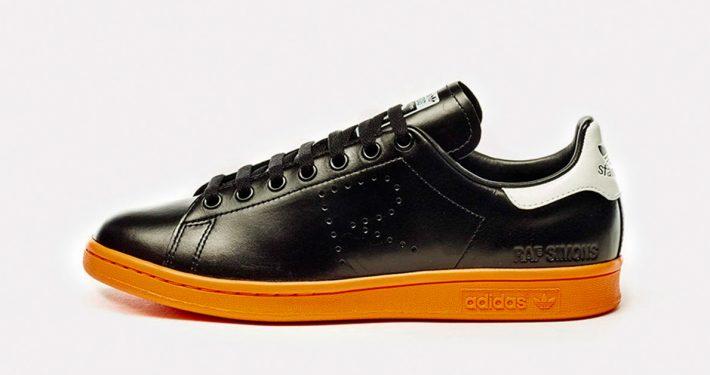 Raf Simons x Adidas Stan Smith Black