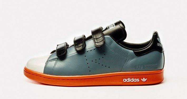 Raf Simons x Adidas Stan Smith CF Blue