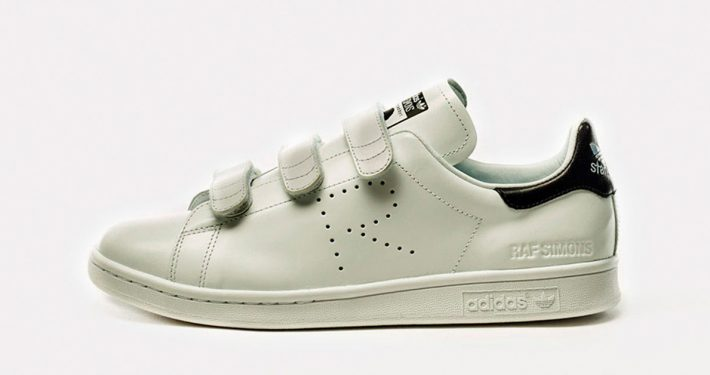 Raf Simons x Adidas Stan Smith CF White