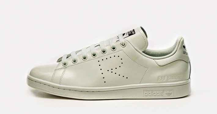 Raf Simons x Adidas Stan Smith White
