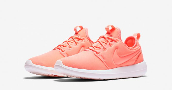 Womens Nike Roshe Two Atomic Pink