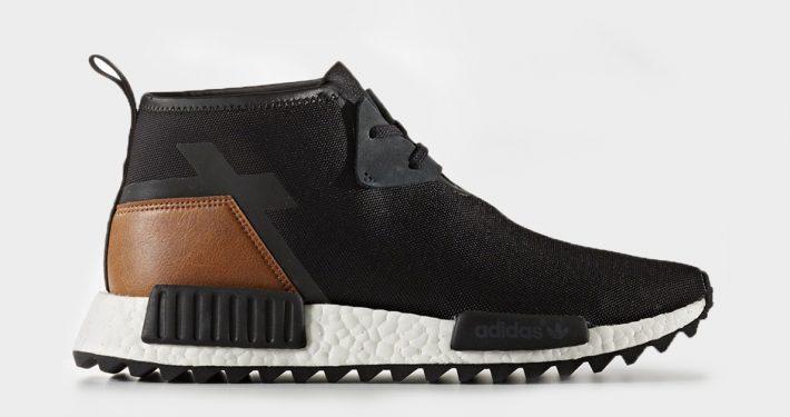 Adidas NMD Chukka TR Black