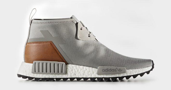 Adidas NMD Chukka TR Grey