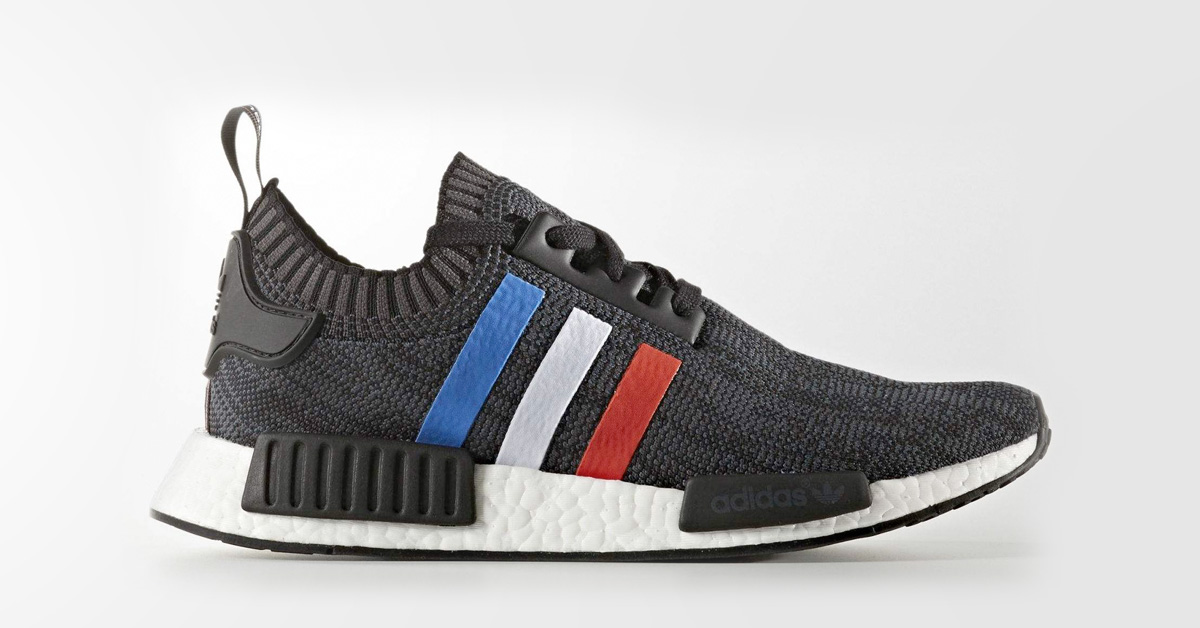 Adidas NMD R1 Core Black Cool Sneakers