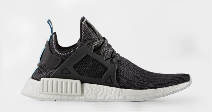 Adidas NMD XR1 Black Blue