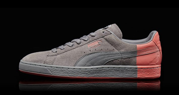 Staple x Puma Suede Pigeon Frost Grey