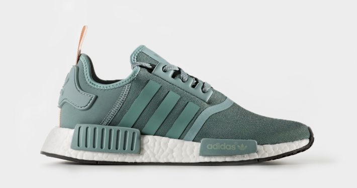 Womens Adidas NMD R1 Vapour Steel