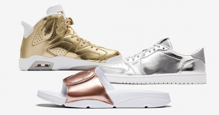 Jordan Pinnacle Collection