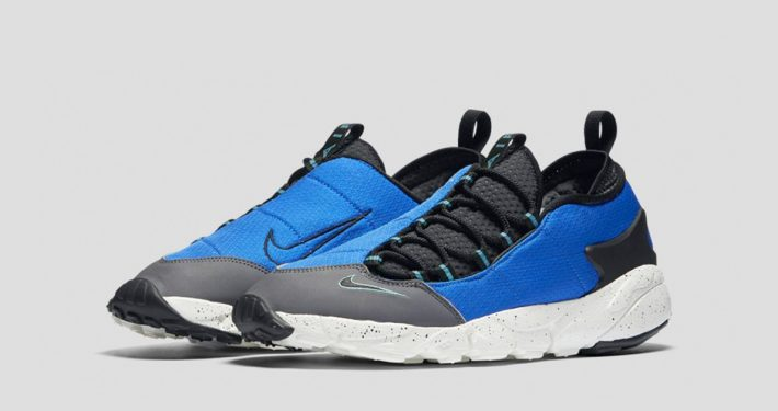 Nike Air Footscape NM Hyper Cobalt