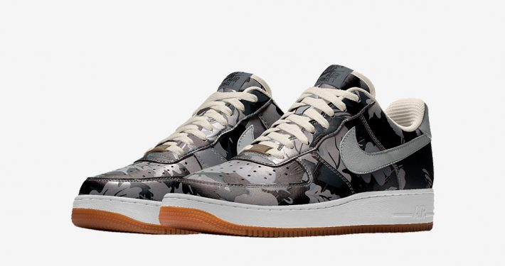 Nike Air Force 1 Low Tonal Leaf Camo